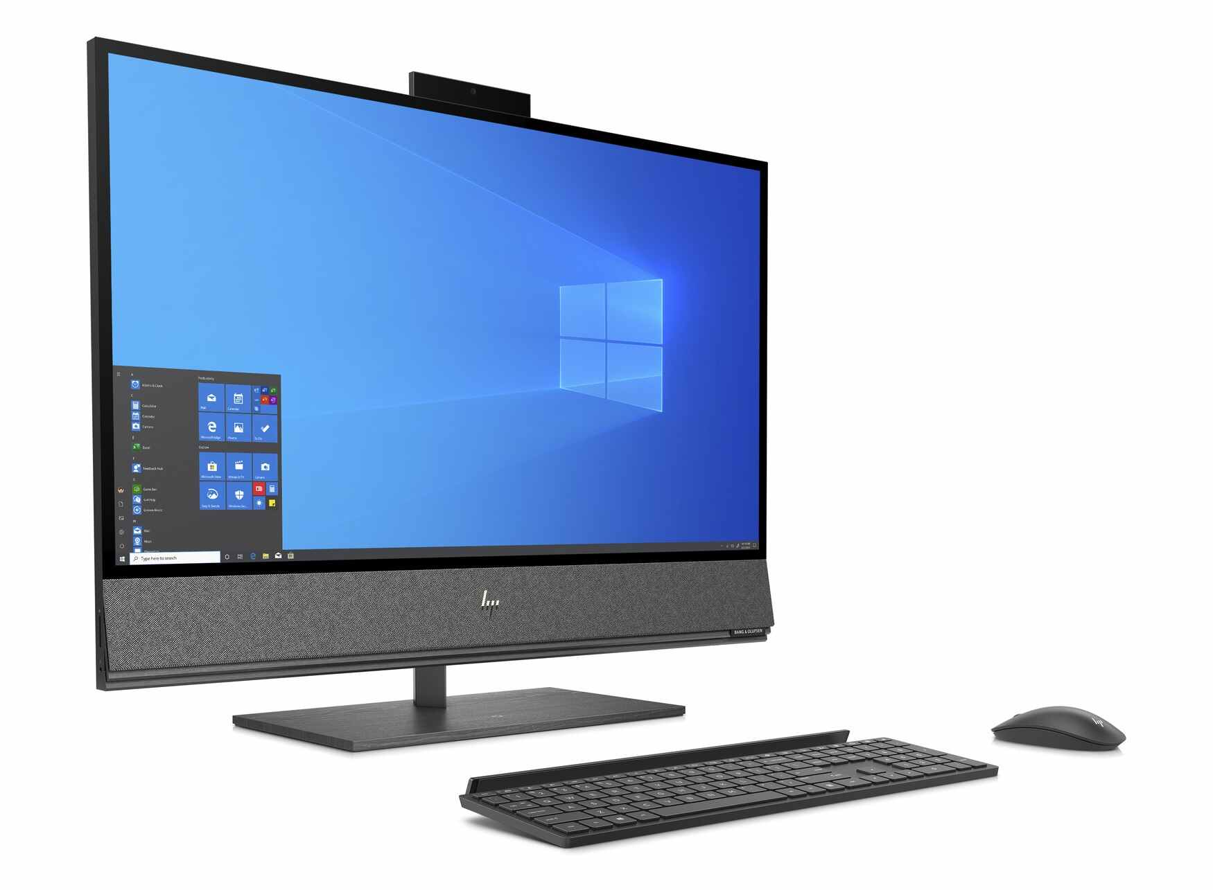 Tout-En-Un HP ENVY 32-a0028nf - Windows 10 Famille 64, NVIDIA® GeForce RTX™ 2080, i7, 32 Go, 1 To SSD